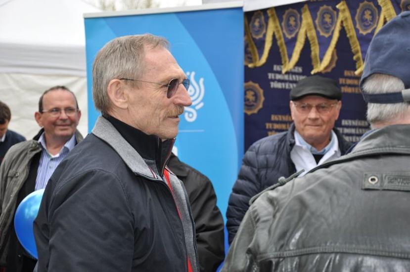 Dr. Pintér Sándor és Dr. Herold Károly