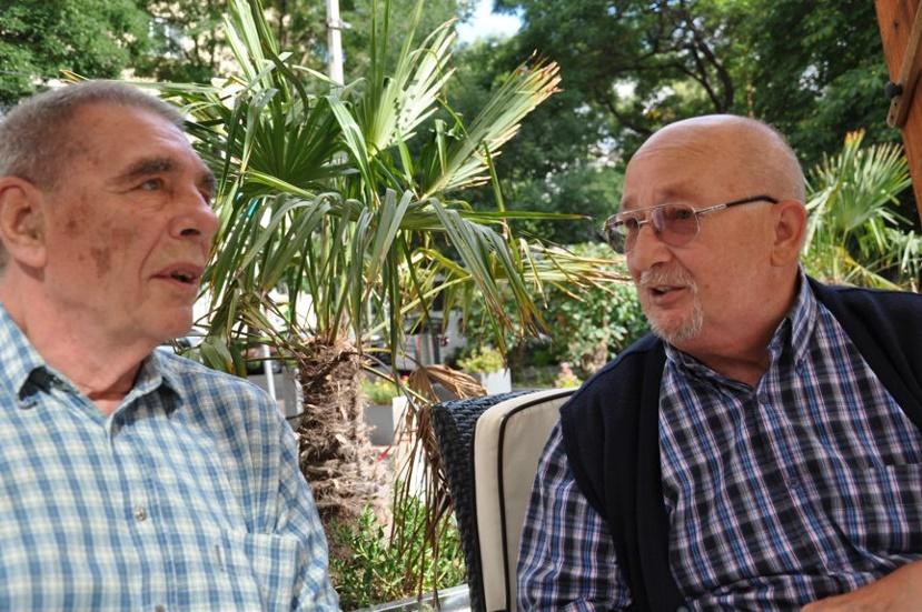 Dr. Bócz Endre és Sallay Károly