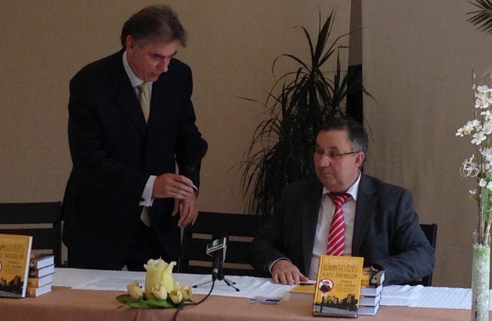 Dr. Garamvölgyi László és Dr. Hatala József