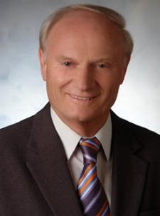 Dr. Herold Károly tiszteletbeli elnök