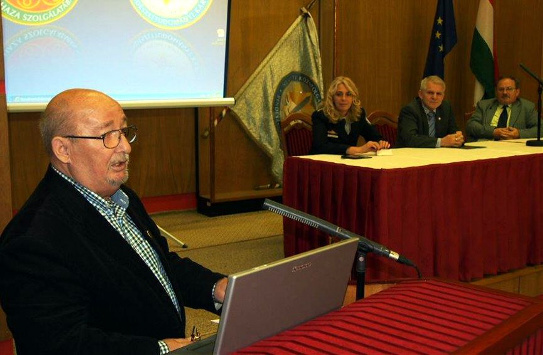 Sallay Károly az OKDE elnöke