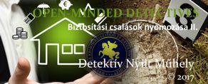 Detektív Nyílt Műhely - OKDE