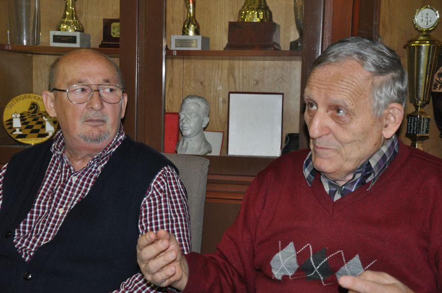 Sallay Károly és Dr. Martinkó Károly