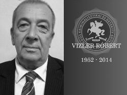 Elhunyt Vizler Róbert